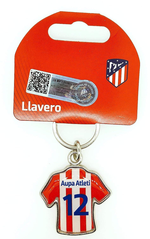 Llavero Atlético de Madrid Produto Oficial Aupa Atleti ...