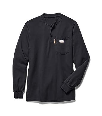 8fab5febaed22 RASCO Men's Navy Fr Henley T-Shirt at Amazon Men's Clothing store: