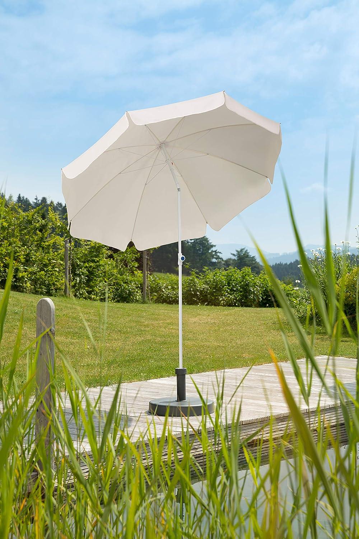 Schneider Parasol Ibiza Jaune dor 200 x 200 x 215 cm 680-04