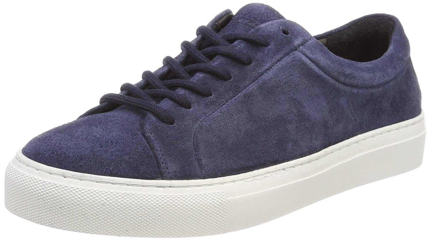 Royal RepubliQ Elpique Suede Shoe, Baskets Femme, Clair, 40 EU