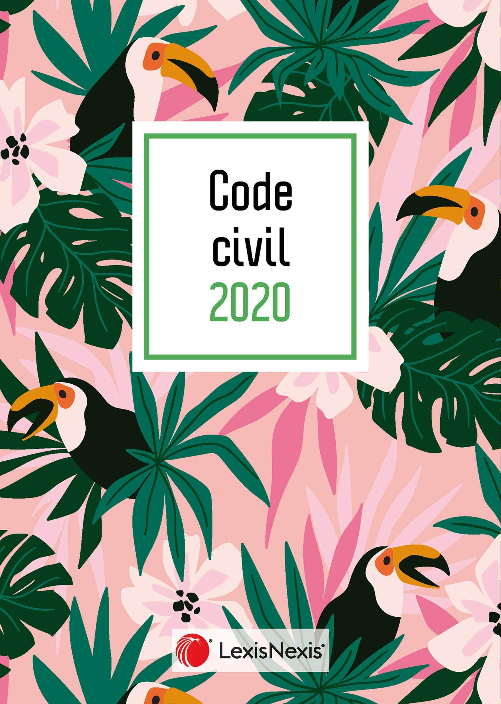 Code Civil 2020 - Toucan