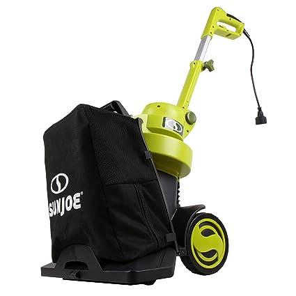 9589b855805 Amazon.com   Sun Joe SBJ801E 13.5-Amp 3-in-1 Walk Behind Electric Blower  Vacuum Mulcher (Max 130 MPH)   Garden   Outdoor