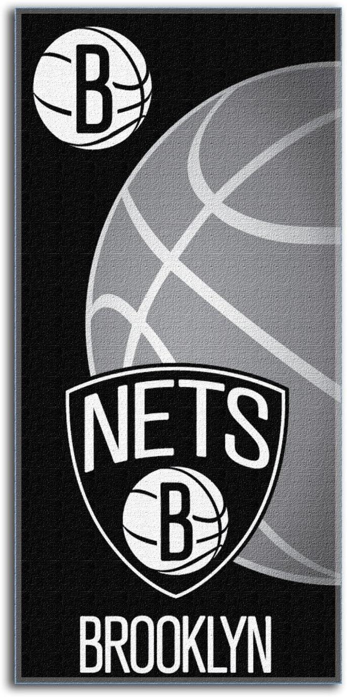 Brooklyn Nets Serviette de plage
