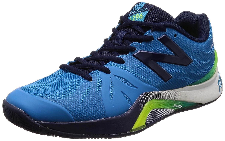 [ニューバランス] テニスシューズ MCH1296 メンズ B076KP1LV8 25.5 cm 2E ブルー