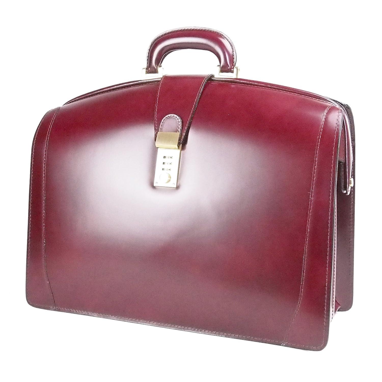 【再入荷】牛革 ダレスバッグ peroni ペローニ R120B ベジタブルタンニン仕上げ B078CQHL29 ワイン