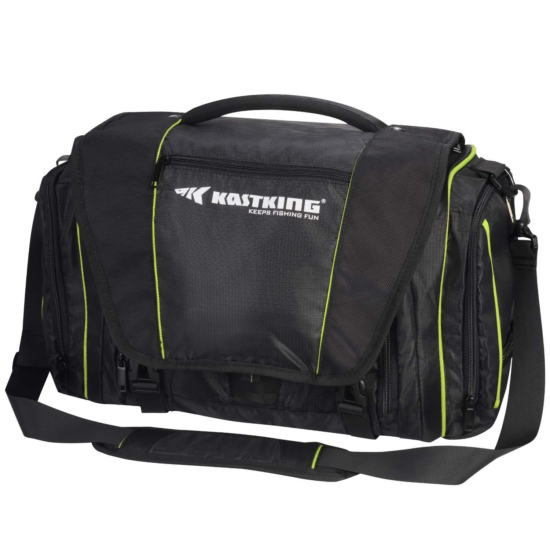 KastKing Tackle Bags - Fishing Bags - Fishing Tackle Bag with Waterproof  Pocket - Fishing Gear Bag for 3600 3700 Tackle Box, Fishing Tackle