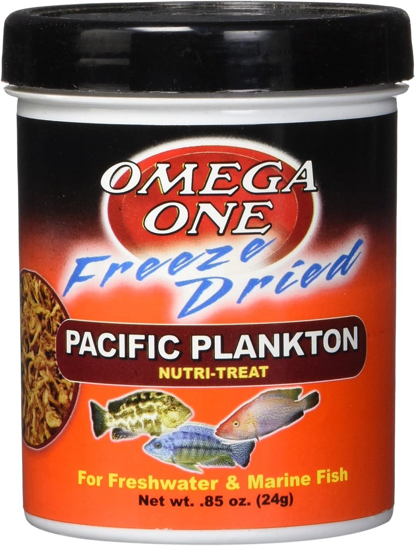 Omega One Freeze Dried Plankton, 0.85 oz