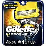 Gillette Fusion5 ProShield Men's Razor Blades, 4 Count