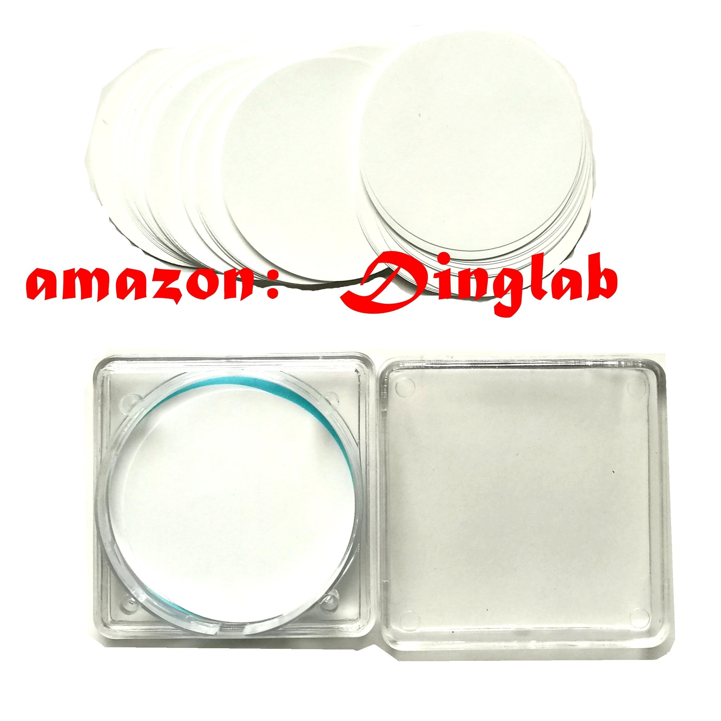 Dinglab,47mm,1.0um,PES Membrane Filter,Made by Polyethersulfone,50 Sheet/Pack by dinglab