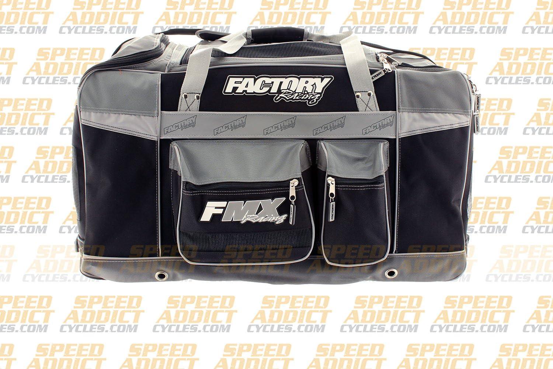 Factory FMX Motorcross Gear Bag XLarge Grey: Automotive
