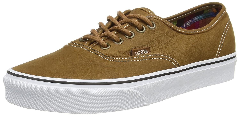 Vans Authentic, Unisex-Erwachsene Sneakers  37 EU|Braun (Brown/Guate)