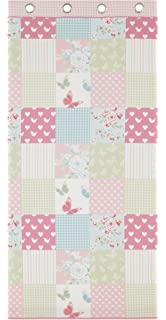 Catherine Lansfield Canterbury Patchwork Curtains | Palmers IV