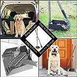 Babyltrl Dog Pooper Scooper, Stainless Metal Pet