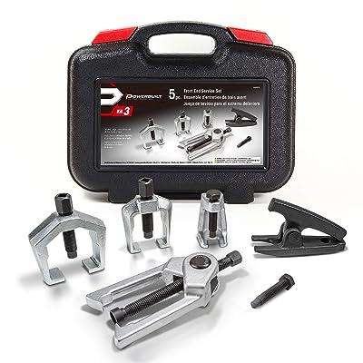 Powerbuilt 648626 6 Pc Front End Service Set Kit 3: Home Improvement