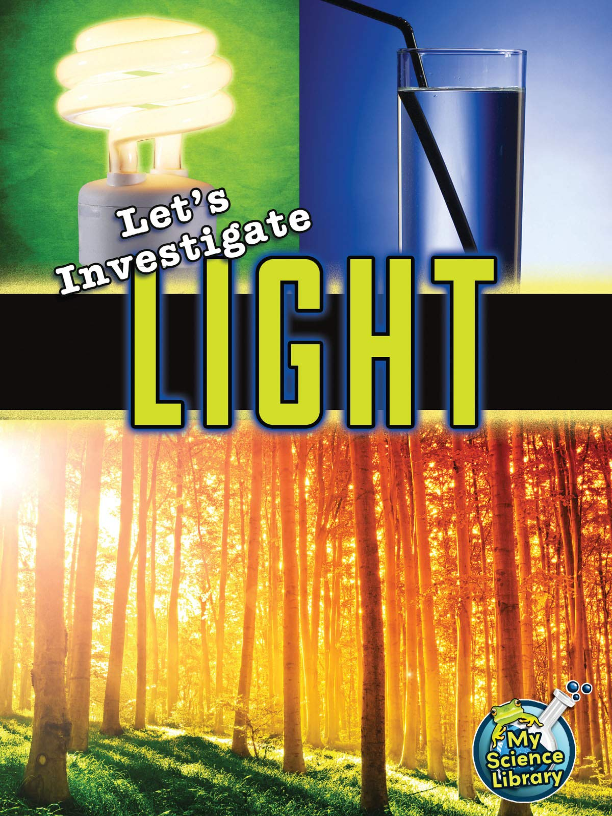 Download Let's Investigate Light (My Science Library) pdf epub