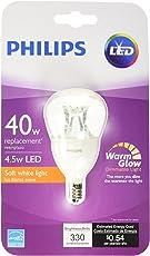 Philips Foco LED A15 4.5W E12 120V