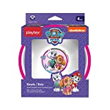 Playtex Mealtime Paw Patrol Bowls for Girls, 3 Pack