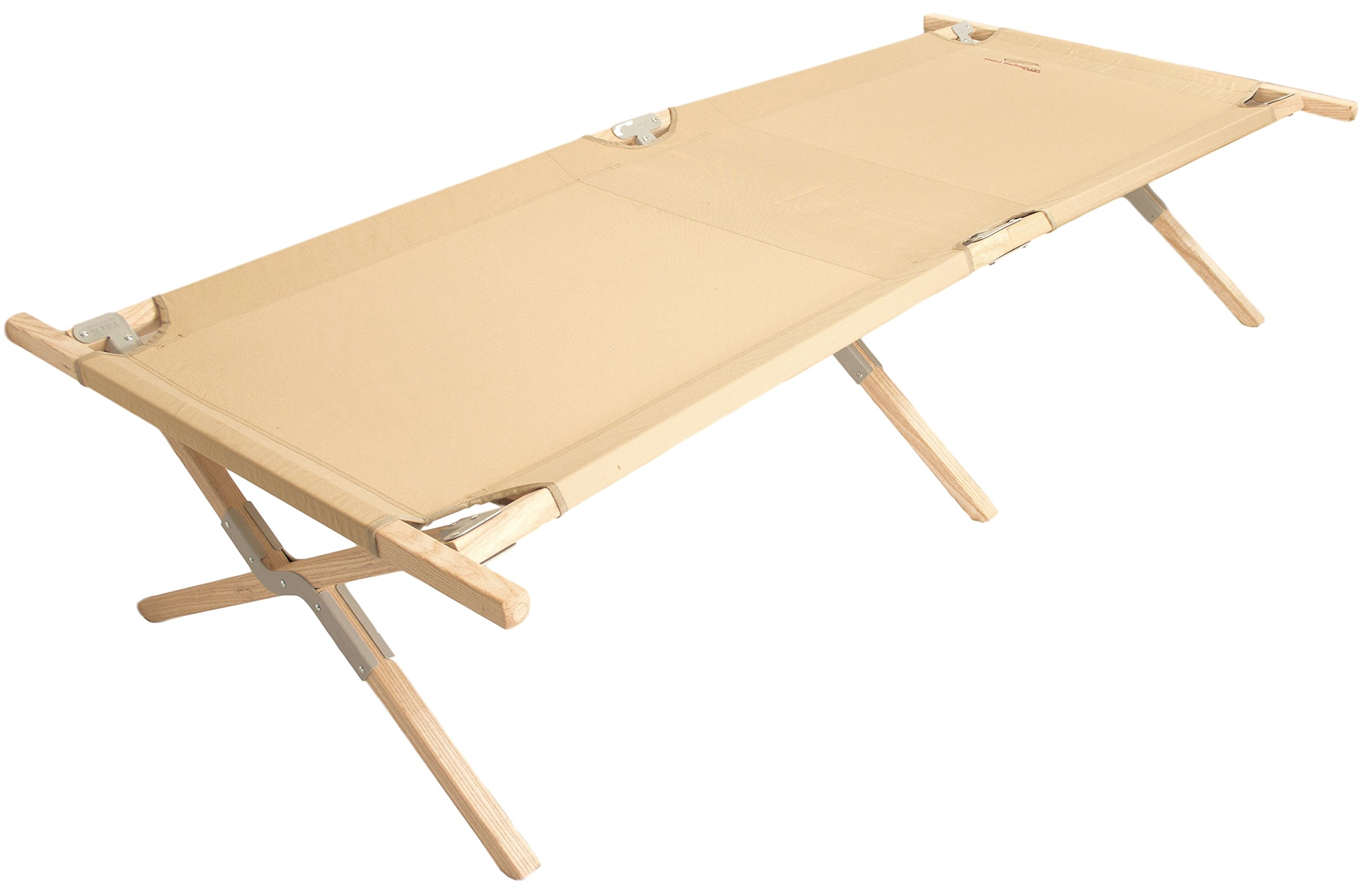 Maine Heritage Cot, folding cot by Byer of Maine by Byer of Maine (Image #1)