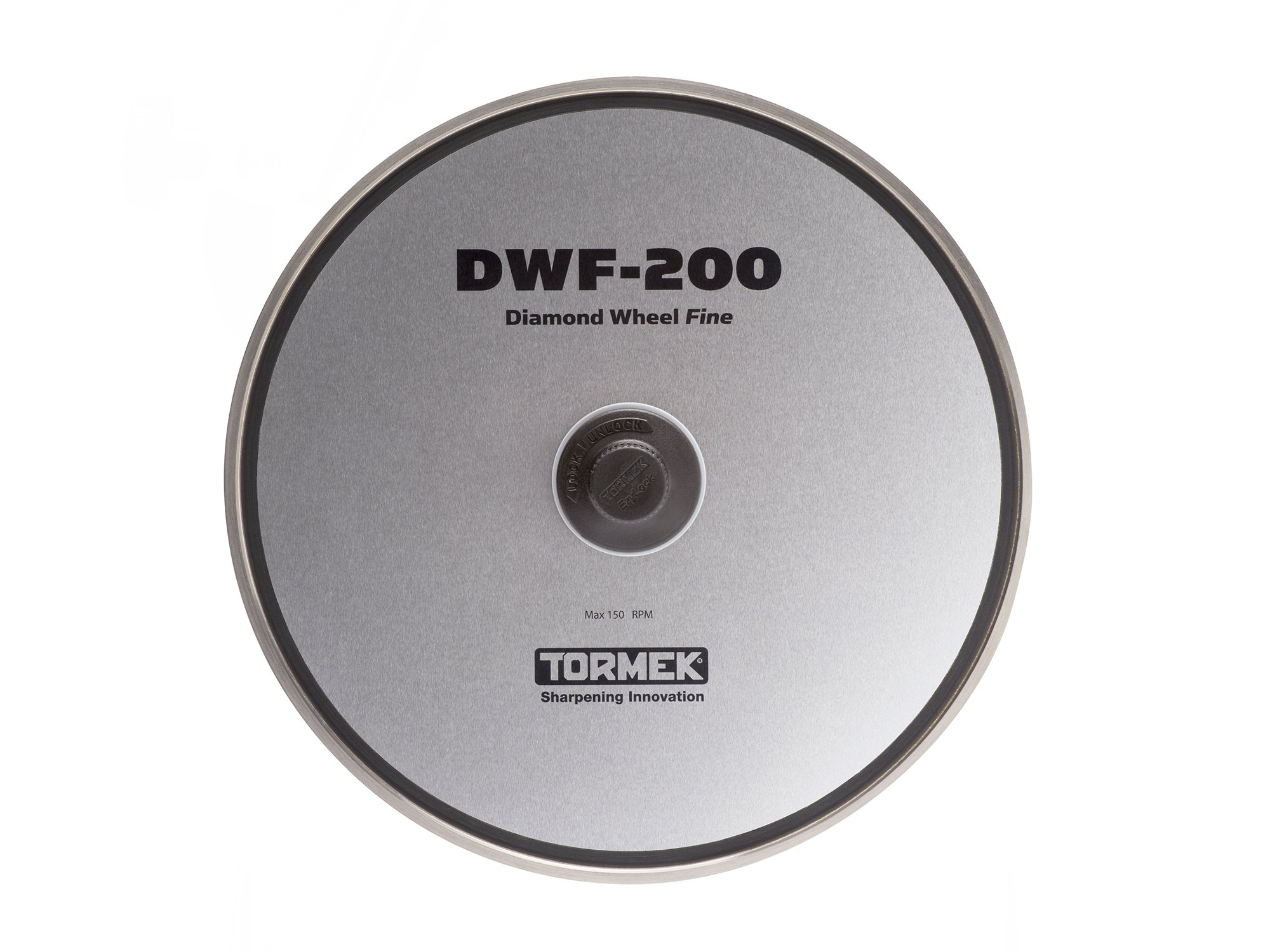 Tormek TOR-DWF200 T-2 Diamond Wheel 600 Grit Fine - 200mm
