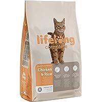 Amazon-Marke: Lifelong Complete Komplett-Trockenfutter für ausgewachsene Katzen