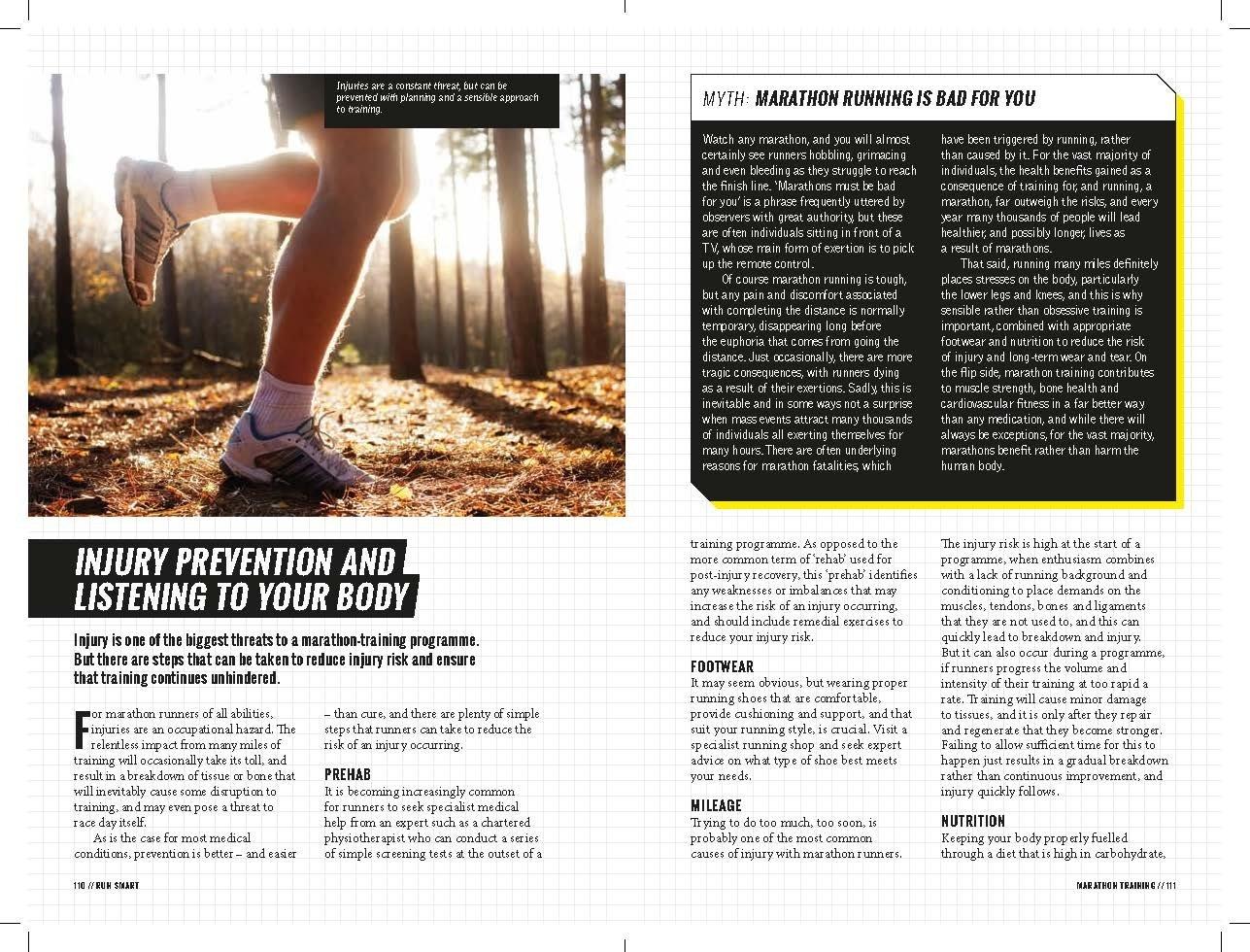 Run Smart: Using Science to Improve Performance and Expose Marathon ...