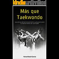 Más que Taekwondo: La Ciencia del Entrenamiento que Potenciará Tu Rendimiento en Combate