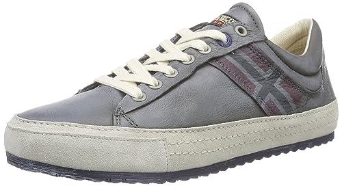 NapapijriVince - Zapatillas Hombre, Color Gris, Talla 42: Amazon.es: Zapatos y complementos