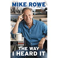 Image for The Way I Heard It (Thorndike Press Large Print Biography and Memoir)