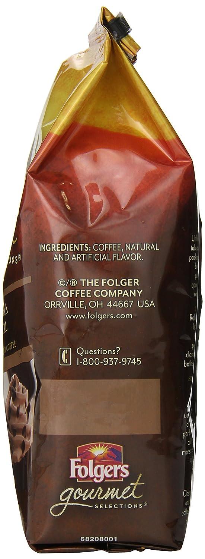 folgers mocha swirl flavored ground coffee 10 ounce amazon com folgers mocha swirl flavored ground coffee 10 ounce amazon com grocery gourmet food