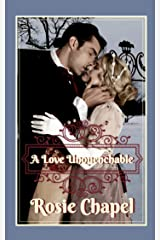 A Love Unquenchable (Linen and Lace Book 4) Kindle Edition