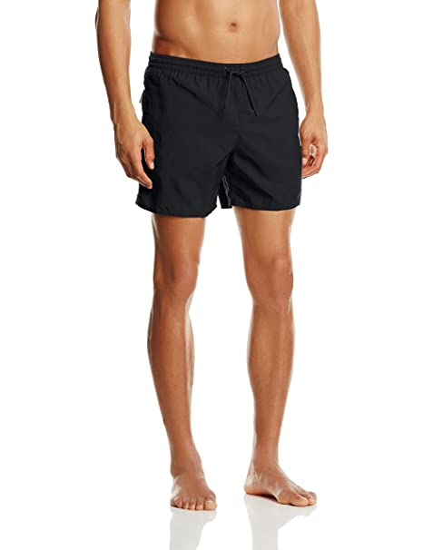 7240073b28 Emporio Armani Men's 5P421-211119 Plain Short, Black, Small (Manufacturer  Size: