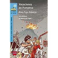 Vacaciones en Pompeya: 13 (El Barco de Vapor Azul)