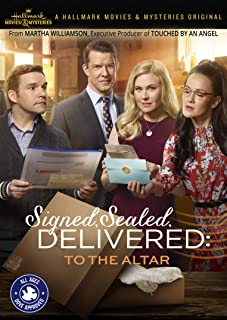 Book Cover: Signed, Sealed, Delivered: To the Altar