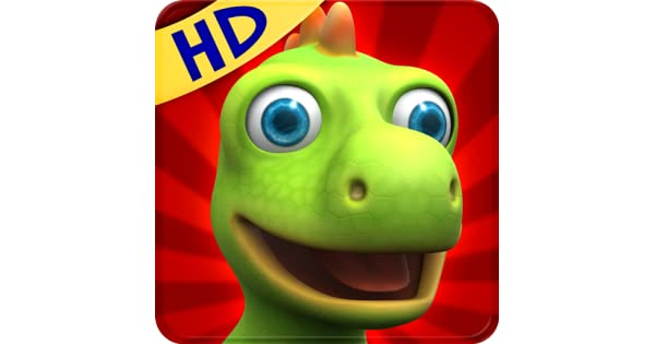 Amazon Com Talky Don Hd The Talking Dinosaur Free Appstore For