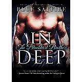 In Deep: A Sexy Interracial Romance Between an Irish Investigator and a Black Woman with Dangerous Secrets (The Blackhart Bro