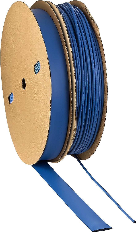 ISO-PROFI/® 2:1/Gaine thermor/étractable S/électionen 10/tailles et 6/longueurs M/ètre bleu here: /Ø5mm - 1 meter