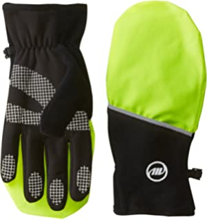 Manzella Unisex Yukon Mitten /& Performance Headband Bundle