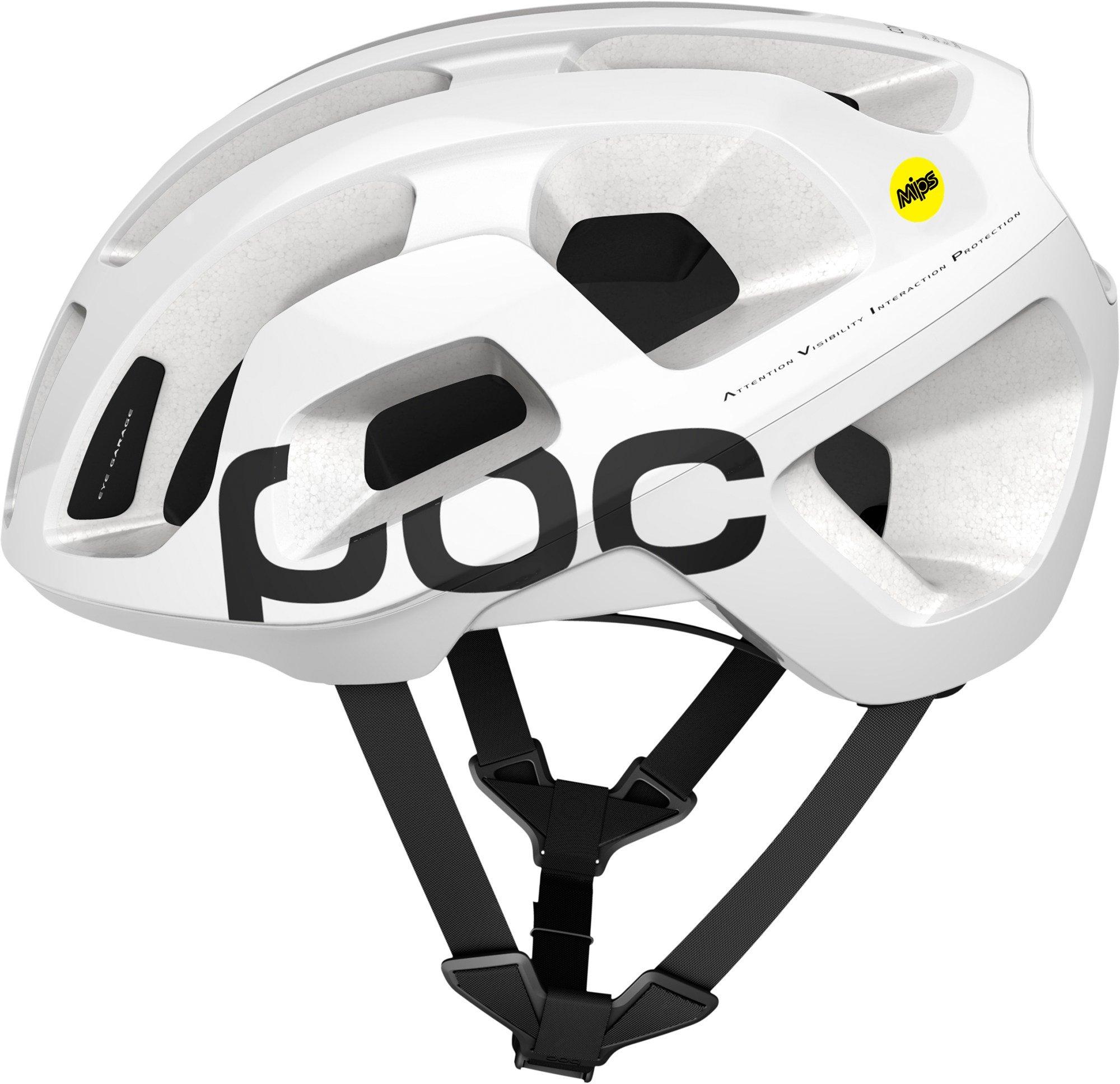 POC Octal Avip MIPS Helmet Hydrogen White / Hydrogen White S by POC