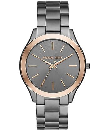 0c31b997c3e0 Amazon.com  Michael Kors Men s Analog-Quartz Watch with Stainless ...