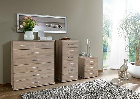 Stupendous German Imago Berlin Oak Bedroom Furniture 5 2 Cabinet Home Interior And Landscaping Ponolsignezvosmurscom