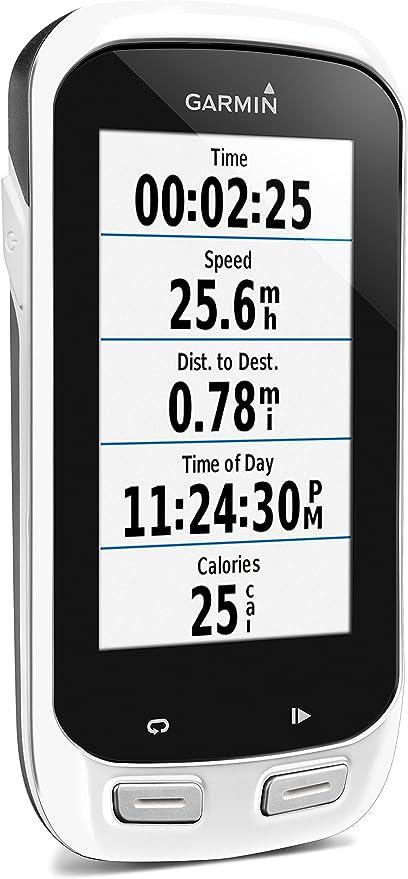 Garmin Edge Explore 1000 - Computador para bicicleta (pantalla tactil de 3