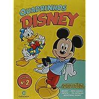 Box Quadrinhos Disney - Edição 2: 5 volumes