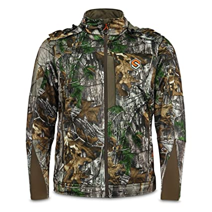 76e4fab3bb7d2 ScentLok Men's Helix Hunting Jacket (Medium, Realtree Xtra)