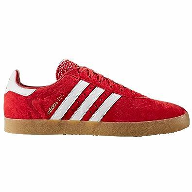 320cae5436b adidas Original Men s 350 Flat Red Size  10.5  Amazon.co.uk  Shoes ...