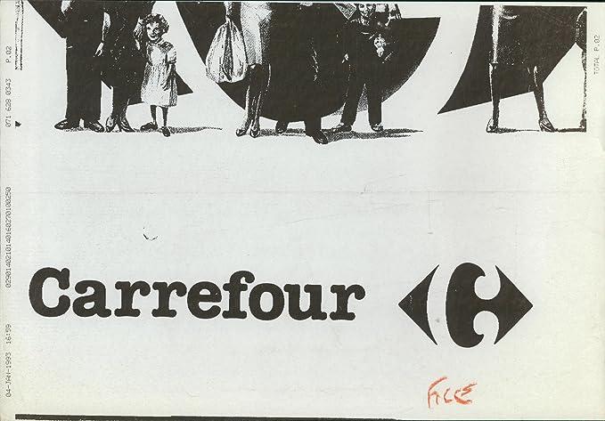 Amazon.com: Vintage photo of Carrefour: Coleccionables de ...