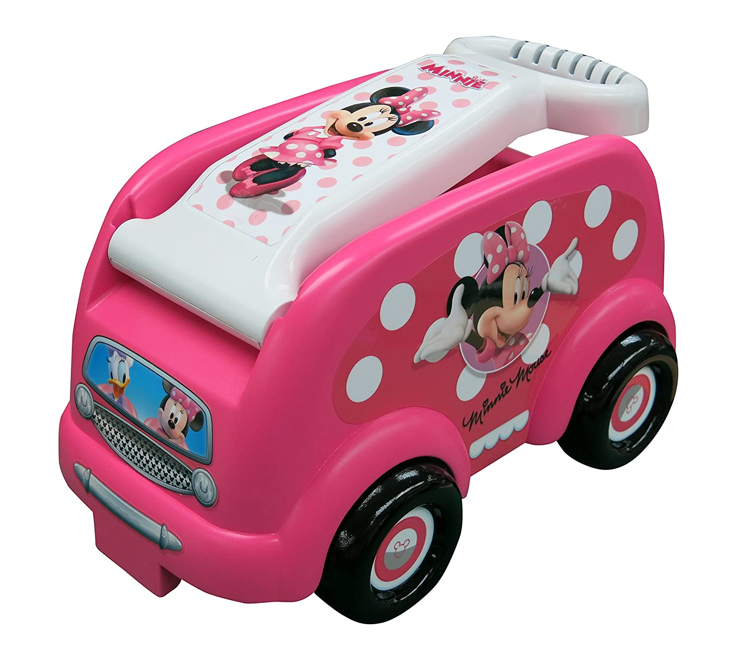 Minnie Disney Minnie Mouse Roll N Go Wagon Ride On