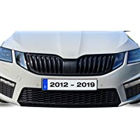 Stoßstangen Nebelscheinwerfer Gitter Kühlergitter Stoßfänger Für VW CC 09-12 Neu