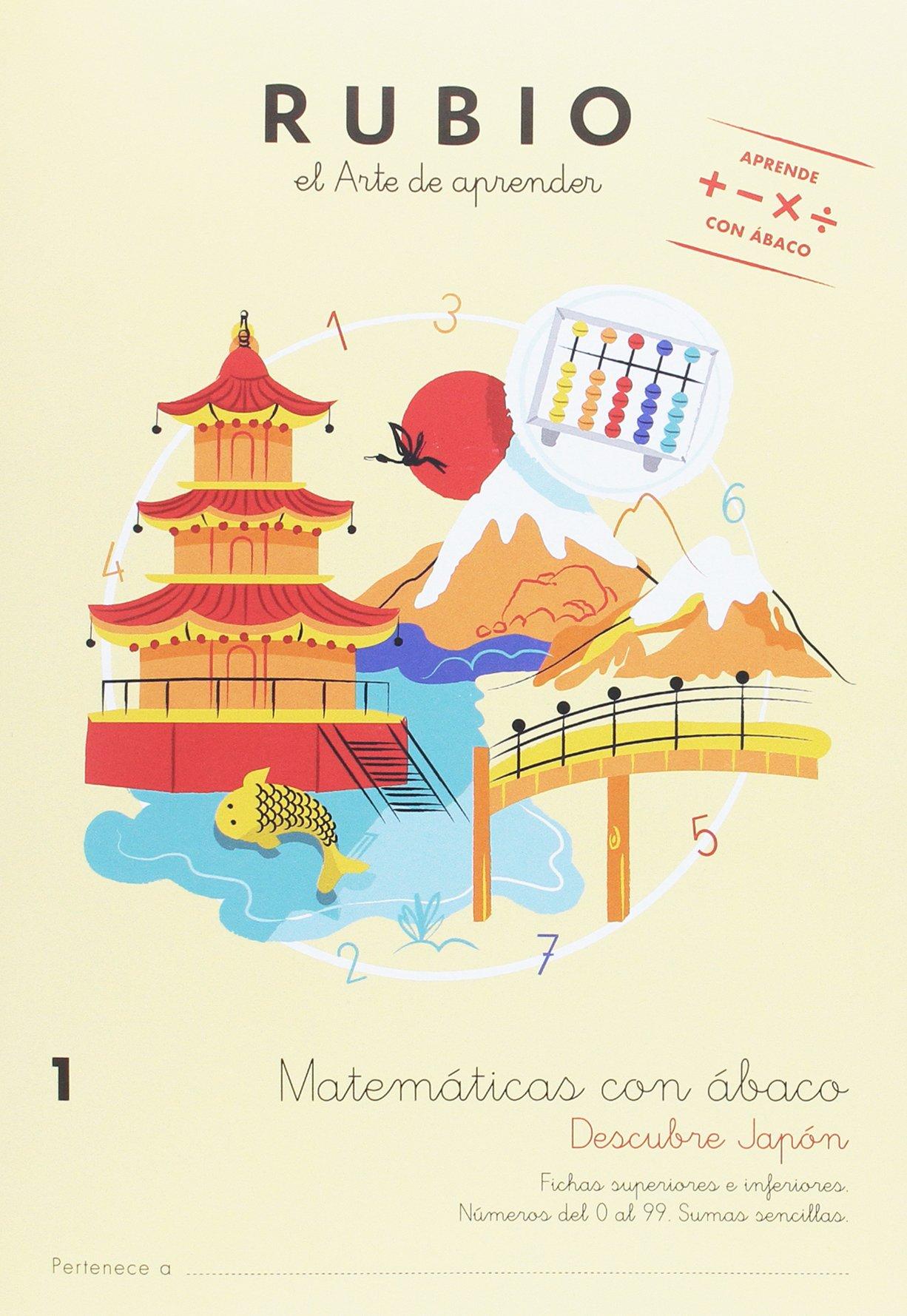 MATEMÁTICAS CON ÁBACO 1: Amazon.es: ENRIQUE RUBIO POLO, S.L.U.: Libros