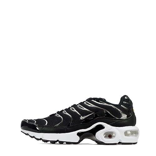 cheap for discount 13e88 c4fb1 Nike Bambino BlackMetallic Silver-Black Scarpe Sportive Nero Size 36