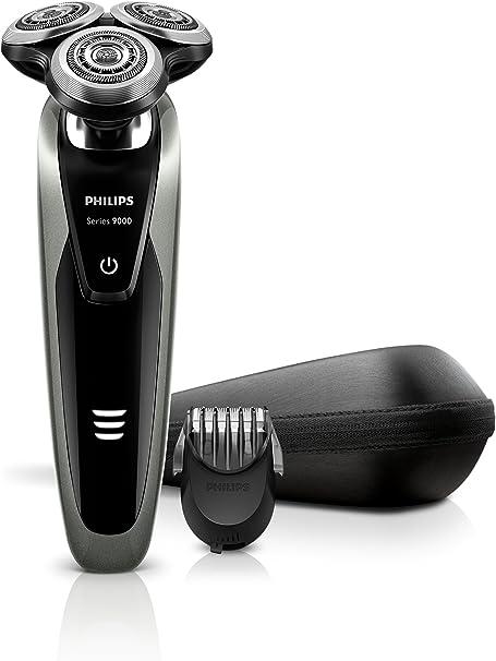 Philips SHAVER Series 9000 S9161/42 Negro, Gris - Afeitadora ...